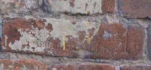 стена рождественского монастыря со стороны мал. Кисельного пер-7