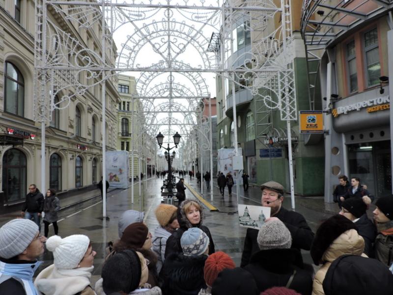 Москваход экскурсии по москве