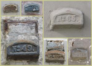 марки и реперы риги-1