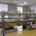 Кабинет неорганической и аналитической химии - тут я начинала свою лаборантскую работу